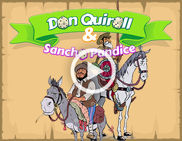 Don Quiroll & Sancho Pandice